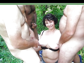 Canadian cougaranne's outdoor adventure