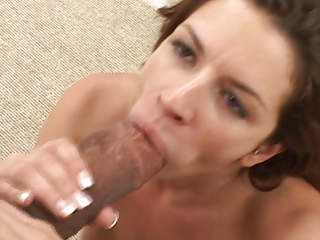 Mommy Looking be required of More wisely Cock than her Ex-Hubby's - Cireman