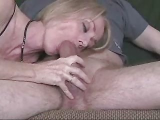 Bungler Mature Milf Blowjob Facial Homemade Sextape