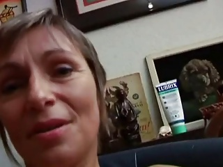 FRENCH PORN 11 anal babe mature mom milf squirting