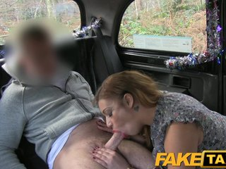 FakeTaxi Feisty buyer ends up sucking weasel words