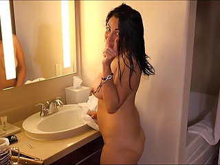 Perfidious haired MILF sucks with an increment of fucks