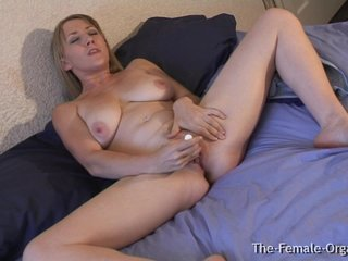 MILF respecting Chunky Pussy Debouchure and Gungy Orgasms